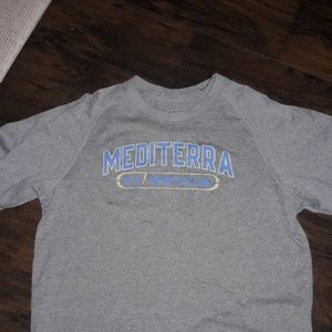 Boys sz L Under Armour shirt